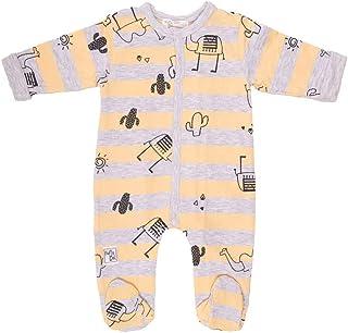 BABY-BOL - Pelele bebé Manga Larga algodón bebé-niños