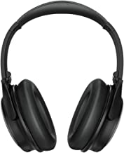 TaoTronics Active Noise Cancelling Headphones [2020] 45H Playtime Bluetooth Headphones