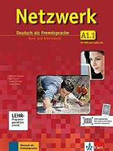 Netzwerk a1, libro del alumno y libro de ejercicios, parte 1 + cd + dvd (ALL NIVEAU ADULTE TVA 5,5%)