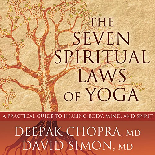 The Seven Spiritual Laws of Yoga cover art