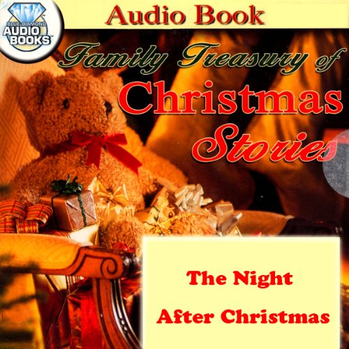 The Night After Christmas audiobook cover art