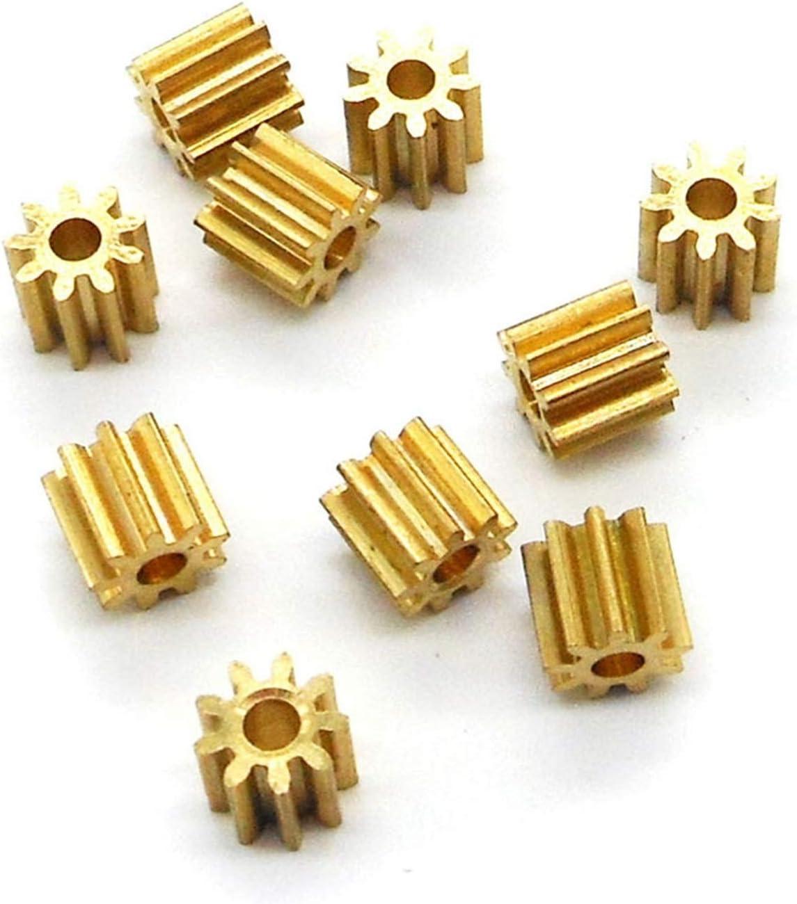 DINGGUANGHE-CUP Durable 92A 91.5A 0.4M Pinion Copper Excellent List price 10pcs Gears