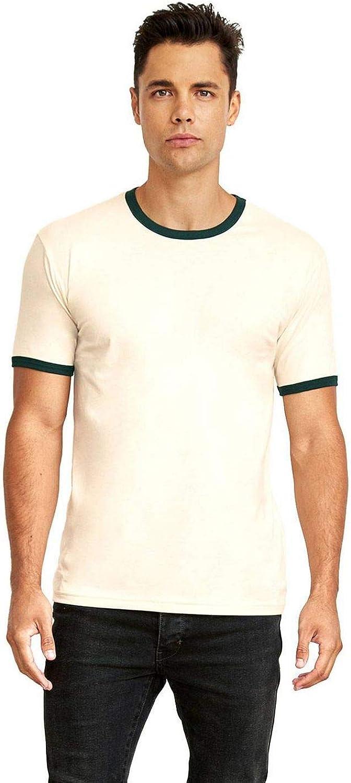 Next Level Unisex Ringer T-Shirt (3604)