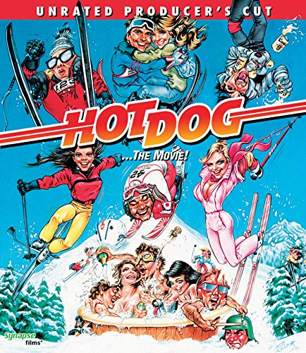 Hot Dog... The Movie Unrated Producer's Cut