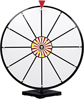 24 Inch White Dry Erase Prize Wheel By Midway Monsters