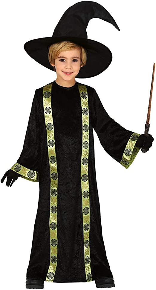 Fantasy Kostüme  Kind Kostüm Verkleidung Karneval 128cm Zauberer 0-16 Jahre