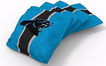 "PROLINE 6""x6"" NFL Cornhole Bean Bags - Stripe Design"