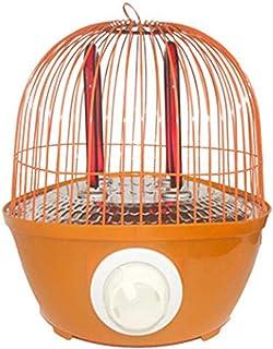 SYNAAN Mini Calentador, Calefactor De Jaula De Pájaros Oficina Doméstica Tipo Pequeño Calefactor Eléctrico