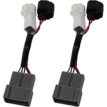 Amazon.com: JDMSPEED New Mirrors Power Heated Upgrade Harness Adapter LH RH  Pair Set Replacement For Excursion 00-01: AutomotiveAmazon.com