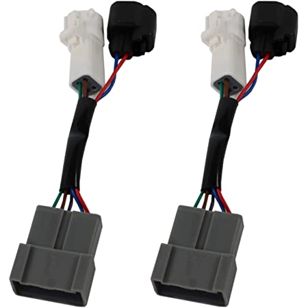 ZENITHIKE Rearview Tow Mirrors Conversion Wiring Harness Compatible with 2004-2017 F-ord F150 Wire Harness Connector Adapter 8 pin to 22 pin