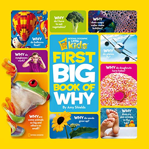 National Geographic Little Kids First Big Book of Why (Little Kids First...