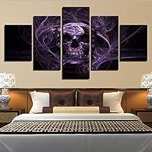 Wslin schilderij op canvas, wand, kunstschildersdo...