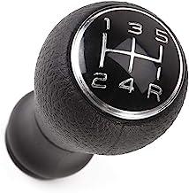 Wonderday - Pomo de palanca de cambios manual de 5 velocidades para Citroën C1 C3, C4 para Peugeot 106 107 205 206 307 308 405 406 508 605 807