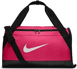 Nike Brasilia Training Duffel Bag, Small (Rush Pink)