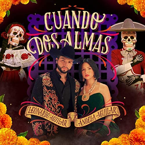Angela Aguilar & Leonardo Aguilar