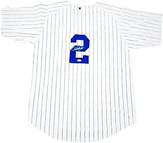 Derek Jeter Signed Jersey - Pinstrip - JSA Certified - Autographed MLB Jerseys