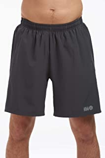 time to run Men's Trail Spirit 7.5 Inch Running/Gym/Training/Athletic Shorts with Mesh Liner Rear and Side Pockets