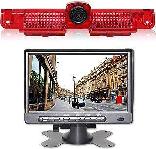 $165 » Sponsored Ad - EWAY Third Brake Light Backup Camera & 7 inch Monitor Kit for GMC Savana/Chevy Express Explorer 1500 2500 3...