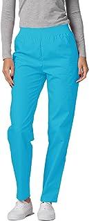 Adar Universal Divise Sanitarie Donna - Pantaloni Cargo Affusolati per Camice
