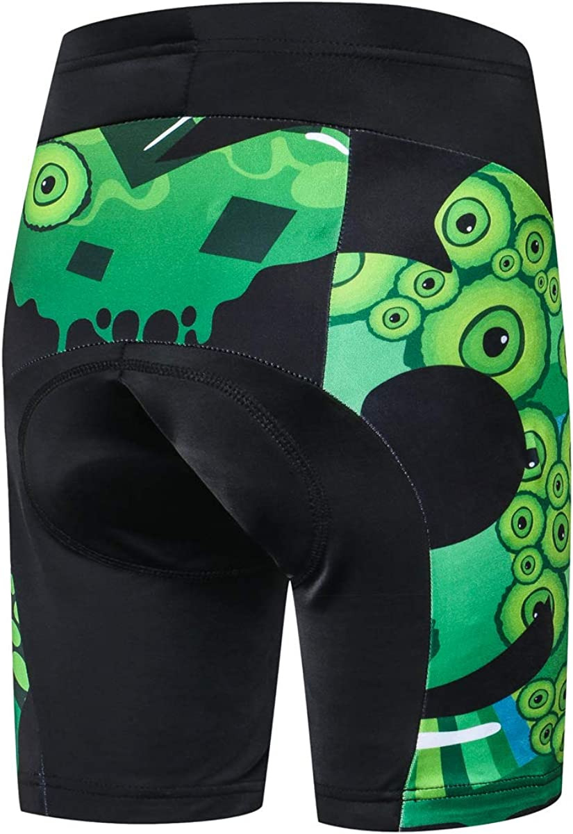 Las Vegas Mall Children Cycling Bike Shorts Purchase Bicycle Riding Pants Pa Gel 3D Half