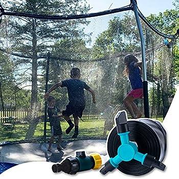 EW East Water Trampoline Water Sprinkler