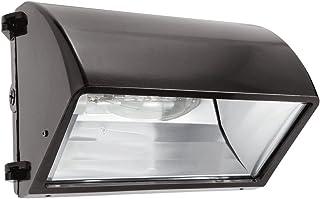 120-277V 4000K Bronze Halco LED WALLPACK SEMI-Cutoff; 120W
