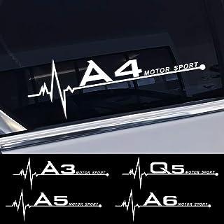 FFTH Fermaglio per Finestra per Porta Posteriore Posteriore per Audi A4 B6 B7 8E 8H Limousine//Variante