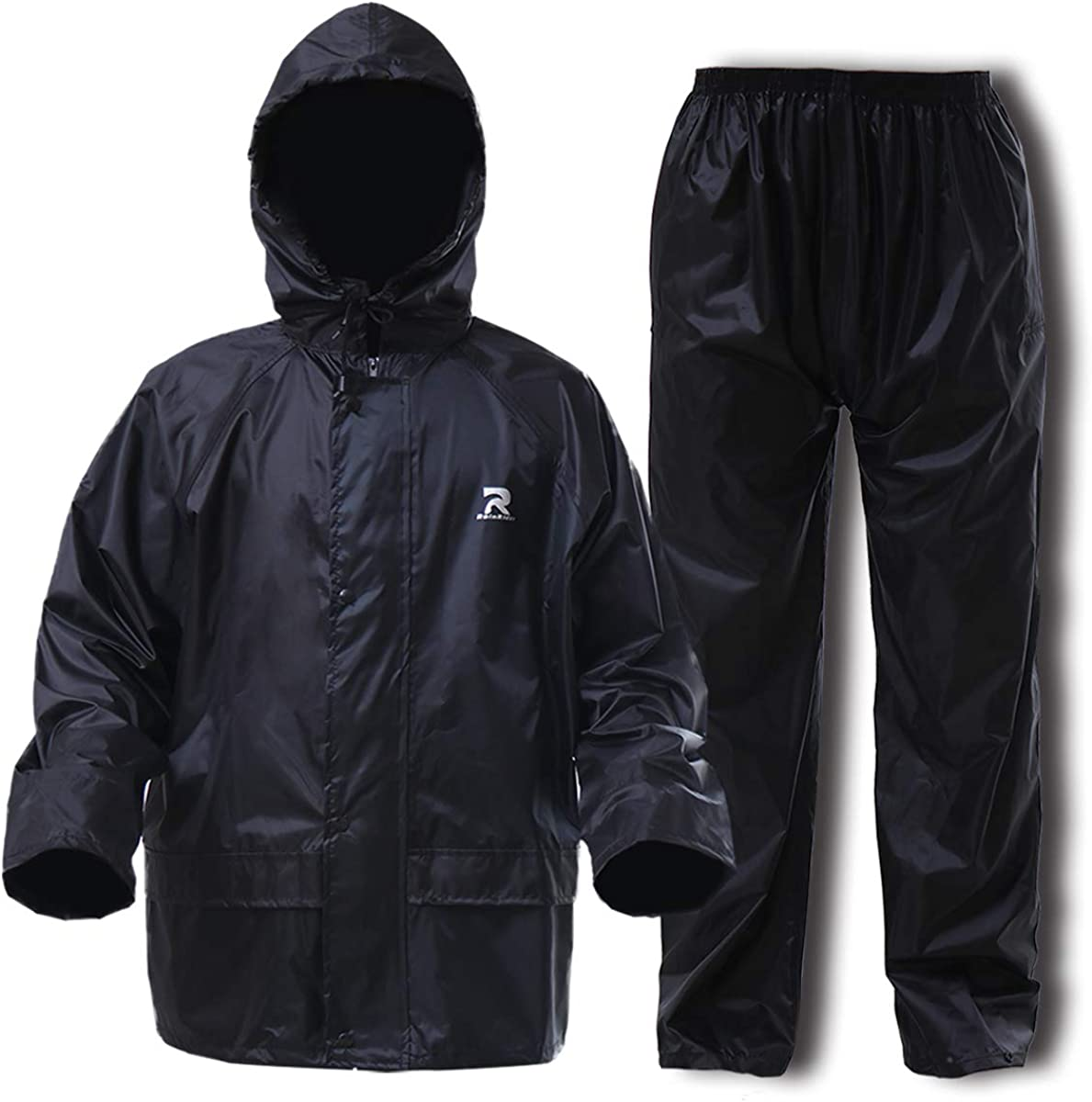 RainRider Rain High quality Suits for Men Lightweight Fort Worth Mall Waterproof Women G