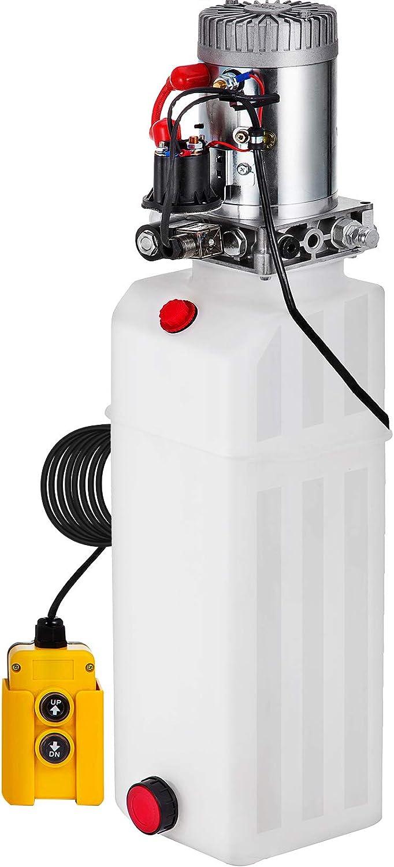 Mophorn Hydraulic Power Unit Popular overseas Single Acting Branded goods 15 Pump Qua