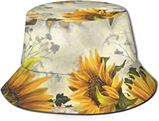 YTGHF Unisex Fisherman Cap, UPF 50+ Cool for Outdoor Summer Cap Hiking Beach Sports