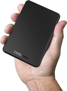 Toshiba Canvio Basic 500 GB Hard Drive - Black