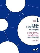 Lengua y Literatura 1. Material para el profesorado. (Aprender es crecer en conexión)
