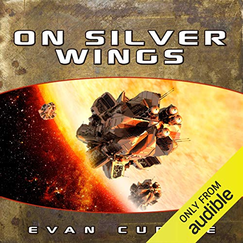 On Silver Wings audiobook cover art