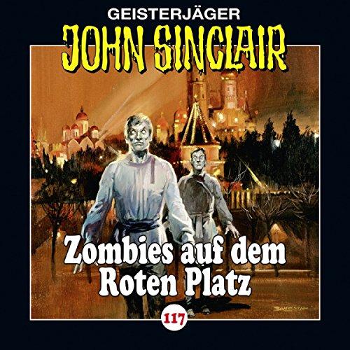 Zombies auf dem Roten Platz Titelbild