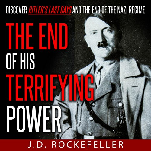 The End of His Terrifying Power audiobook cover art