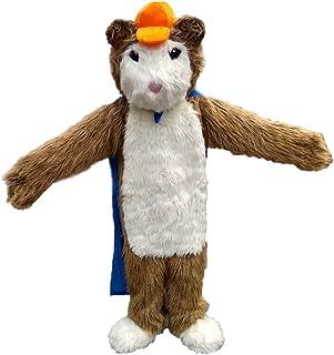 Langteng Mole tecknad maskot kostym äkta bild 15-20 dagar leverans märke