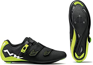 NORTHWAVE(ノースウェーブ) PHANTOM 2 SRS BLACK/YELLOW FLUO サイズ:42
