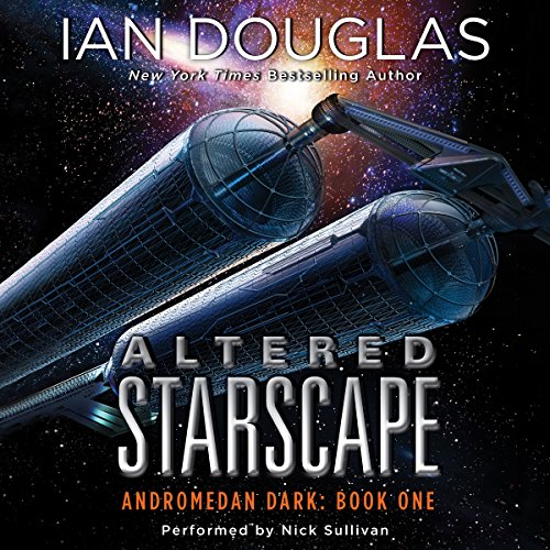 Altered Starscape audiobook cover art