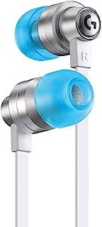 Logitech G333 VR Ecouteurs Gaming pour Oculus Quest 2 - Oculus Ready, câble et sangles réglables, double transducteurs aud...