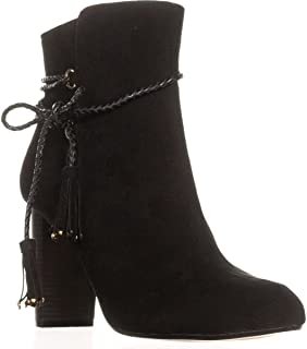 Womens Palomaa Faux Suede Booties Ankle Boots