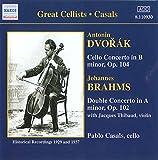 Cellokonzert/Doppelkonzert - ablo Casals
