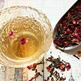 Beantown Tea & Spices - Cherry Blossom Green Tea. Gourmet Loose Leaf Tea. (8 oz.)