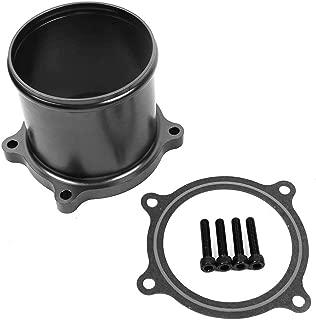 Throttle Valve Delete Kit for 07-17 Dodge Ram 6.7L L6 Cummins Diesel Turbo