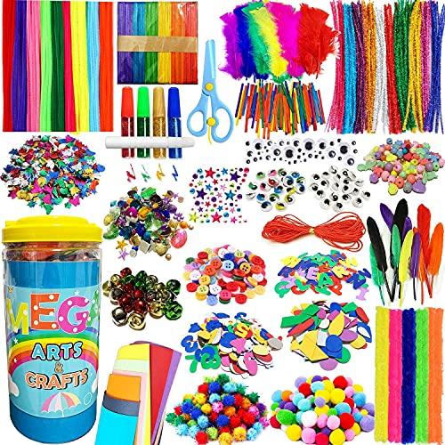 PANSHAN Mega Kids Crafts Kit and...