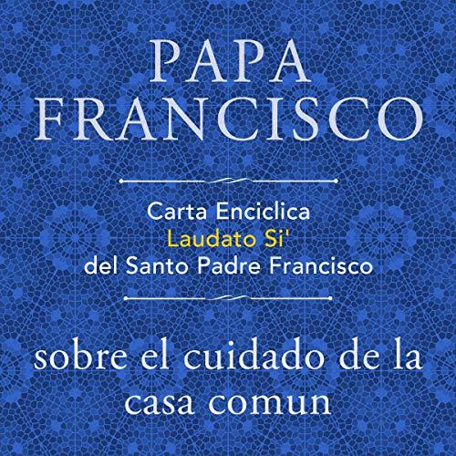 Carta Enciclica Laudato Si' del Santo Padre Francisco sobre el cuidado de la casa comun audiobook cover art