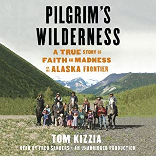 Pilgrim's Wilderness audiobook cover art
