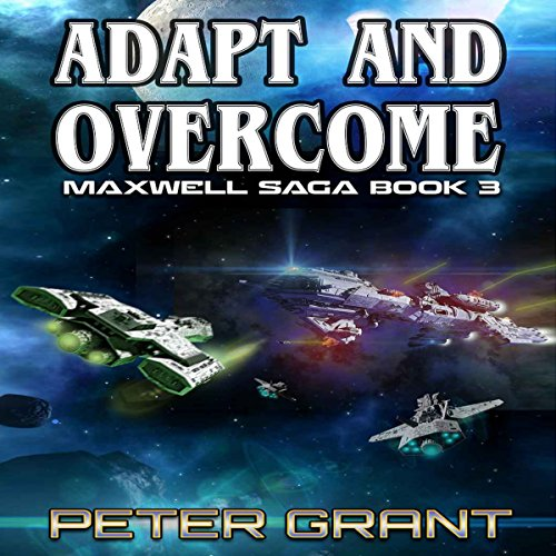 Adapt and Overcome audiobook cover art