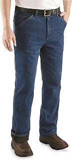 Guide Gear Men's Sportsman's Fleece-Lined Carpenter Jeans