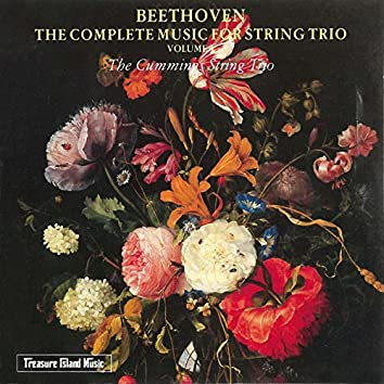 Beethoven: The Complete Music for String Trio Vol 1