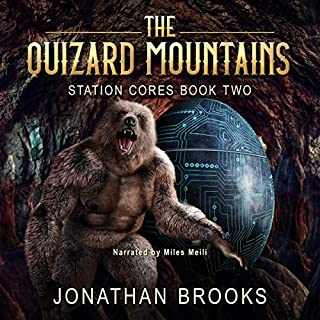 The Quizard Mountains cover art